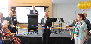 Opening of Southern Cross Care's Carmelite at Myrtle Bank
