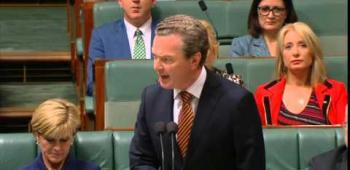 Question Time - 24/03/2015 - Labor and the AEU's shameful scare campaign